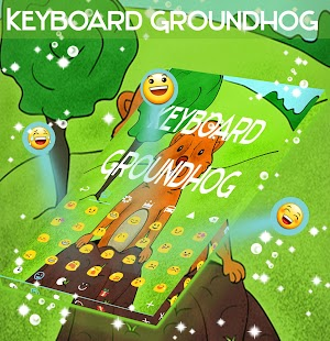 Groundhog Day Keyboard - screenshot
