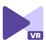 KMPlayer VR (360degree, Virtual Reality) Icon