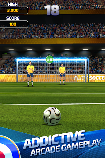 Flick Soccer 15 screenshot 12