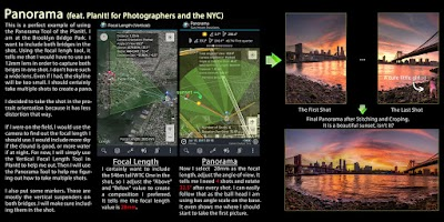 Screenshot of PlanIt! for Photographers
