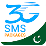 3G 4G & SMS Packages -Pakistan APK