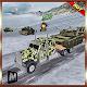 Army Battle field Transport 3D