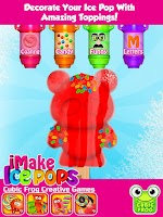 Screenshot of iMake Ice Pops-Ice Pop Maker