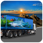 Off Road Truck: Sea Animals APK for Ubuntu