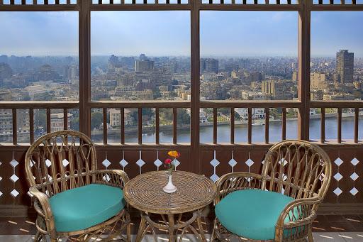 Royal Nile Suite