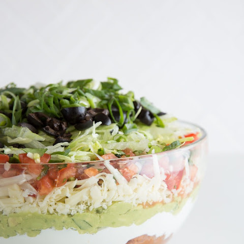 How To Make Classic 7-Layer Taco Dip