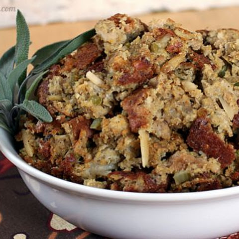 Whole Grain Cornbread Dressing