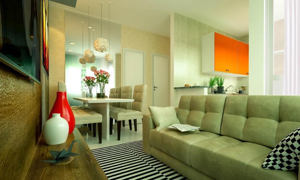 Casa com 2 dormitórios à venda, 35 m² por R$ 104.990 - Parque Asa Branca - Feira de Santana/BA