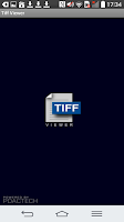 Screenshot of TIFF and FAX viewer - lite