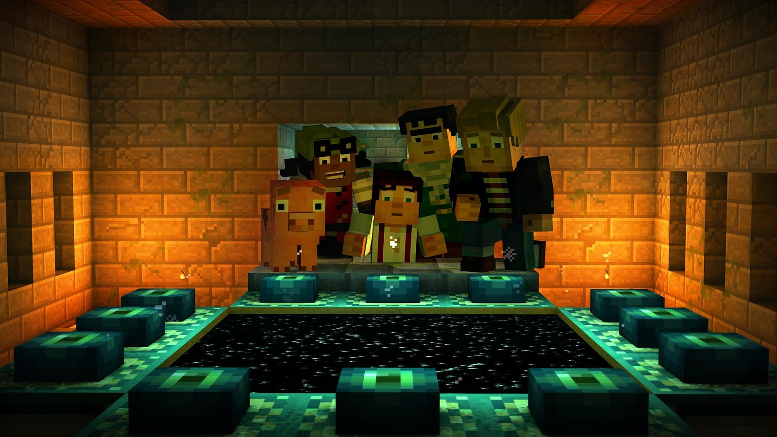Minecraft: Story Mode Screenshot 11