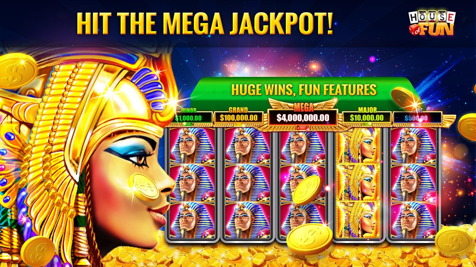 House of Fun-Free Casino Slots Screenshot 10