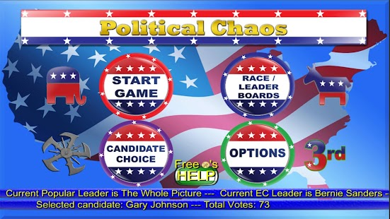 Political Chaos - screenshot