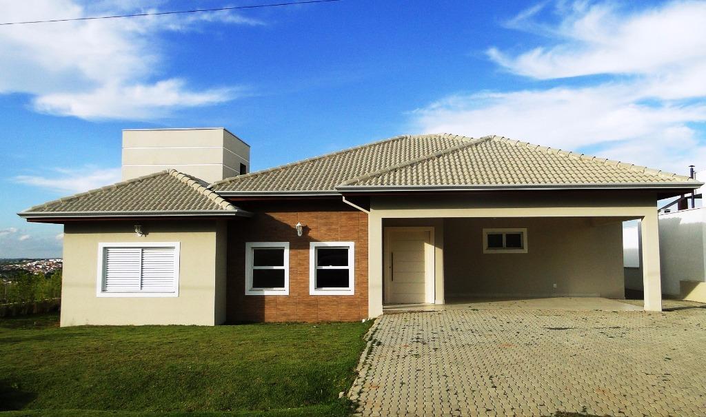 Casa residencial para venda e locação, Itaim Mirim, Itu.