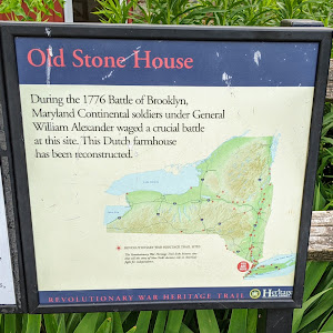 Old Stone House During the 1776 Battle of Brooklyn, Maryland Continental soldiers under General William Alexander waged a crucial battle at this site. This Dutch farmhouse has been ...
