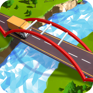 Path of Traffic- Bridge Building For PC (Windows & MAC)