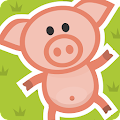 Wiggly Pig: Fun Walking Simulator APK for Bluestacks