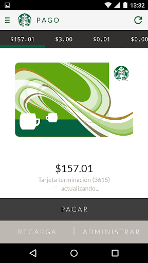 Starbucks Mexico screenshot 4