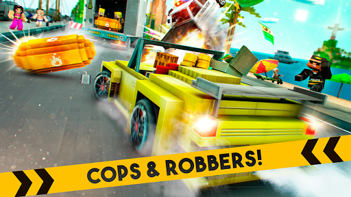 Robber Race Escape - screenshot