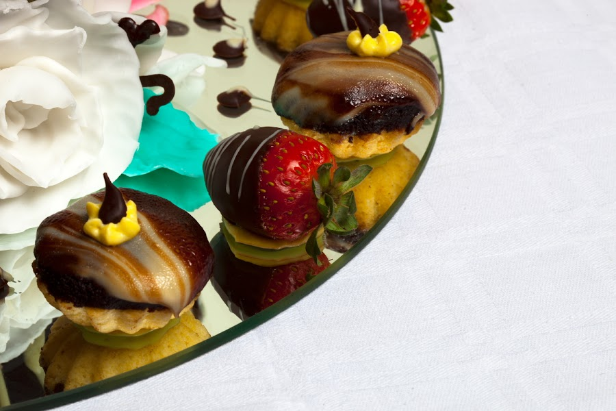 Cookies at the mirror by Miranda Legović - Food & Drink Candy & Dessert