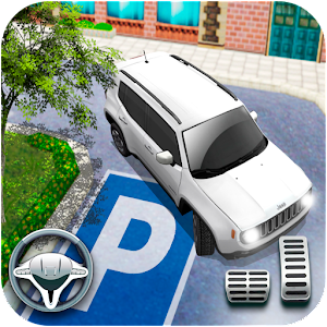 SUV Car Parking Simulator For PC (Windows & MAC)