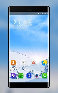 J7 Samsung Launcher Theme & Wallpaper HD