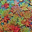 Very Autumnal by Gary Ambessi - Abstract Patterns