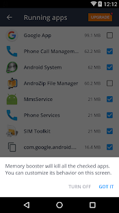 App AVG Cleaner, Booster & Battery Saver for Android APK for Windows Phone
