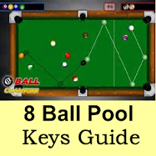 Keys Guide for 8 Ball Pool