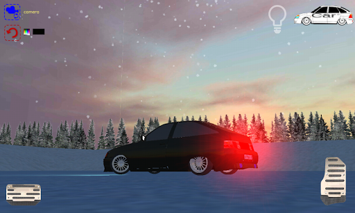 Russian Drift - screenshot