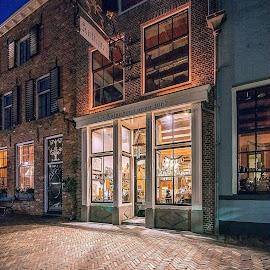 Antique shop Deventer by Henk Smit - City,  Street & Park  Markets & Shops