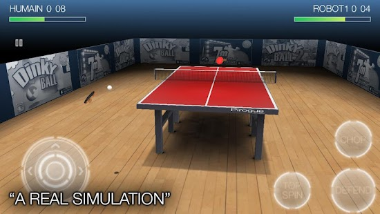 Pro Arena Table Tennis - screenshot