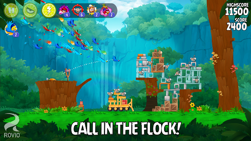 Angry Birds Rio screenshot 9