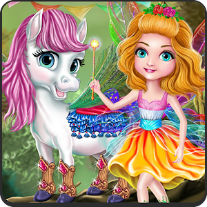 Princess Pony Fairy Salon