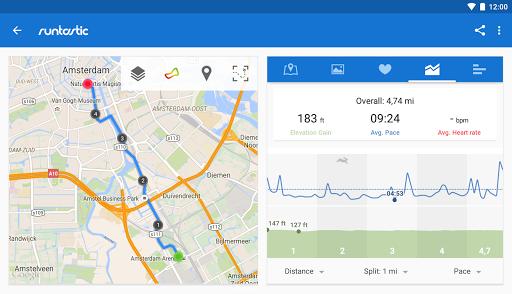 Runtastic PRO Running, Fitness screenshot 19