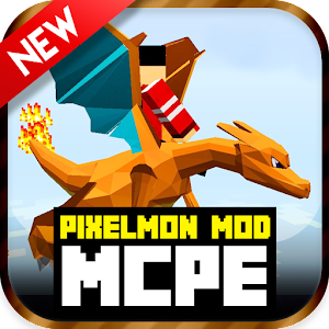 Pixelmon MODS For MCPE
