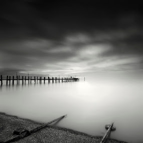 China Camp by Nathan Wirth - Landscapes Waterscapes