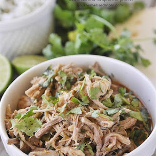 Slow Cooker Shredded Chipotle Pork