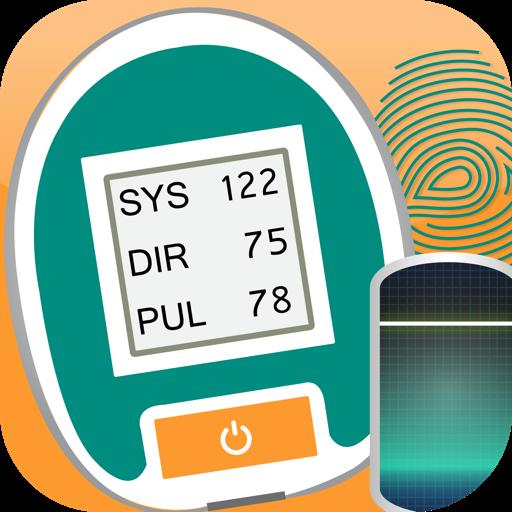Finger Blood Pressure (app)