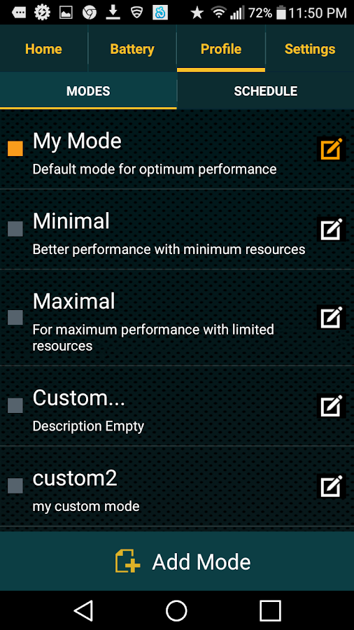 Battery Saver - SMOptimizerPRO Screenshot 2