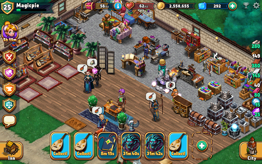Shop Heroes - screenshot