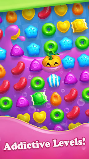 Candy Lands:Lollipop Crush For PC