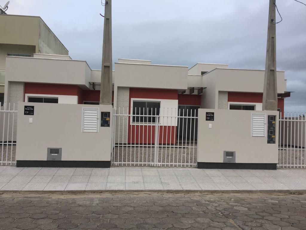 Casa com 2 dormitórios à venda, 55 m² por R$ 155.000 - Joaia - Tijucas/SC