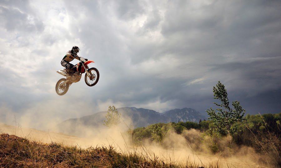 Flying Racer by Ionut Harag - Sports & Fitness Other Sports