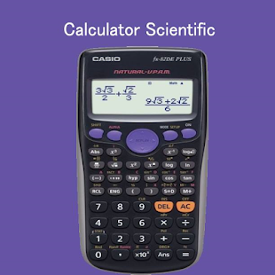 Calculator Scientific - screenshot