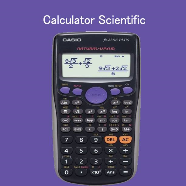 Calculator Scientific Screenshot 0