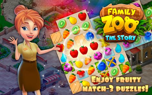 Family Zoo: The Story screenshot 1