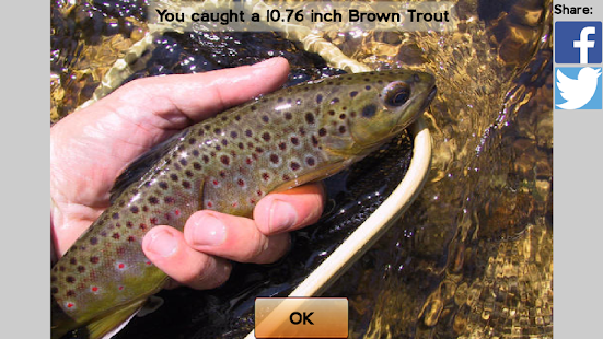 Game Fly Fishing Simulator HD apk for kindle fire