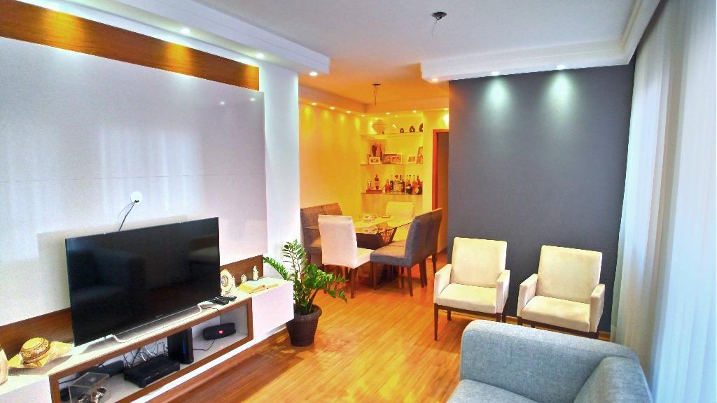 Apartamento com quartos para Alugar, 92 m²