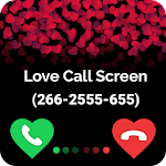 Love Caller Screen APK