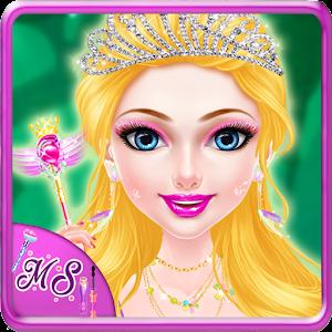 Royal Fairy Princess: Magical Beauty Makeup Salon For PC (Windows & MAC)